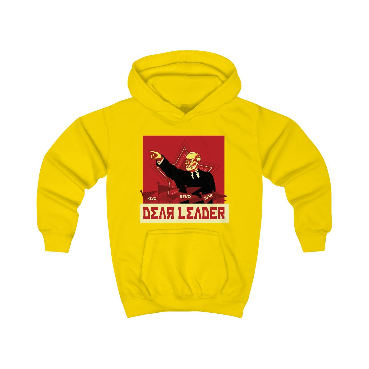 KIDS Dear Leader Hoodie