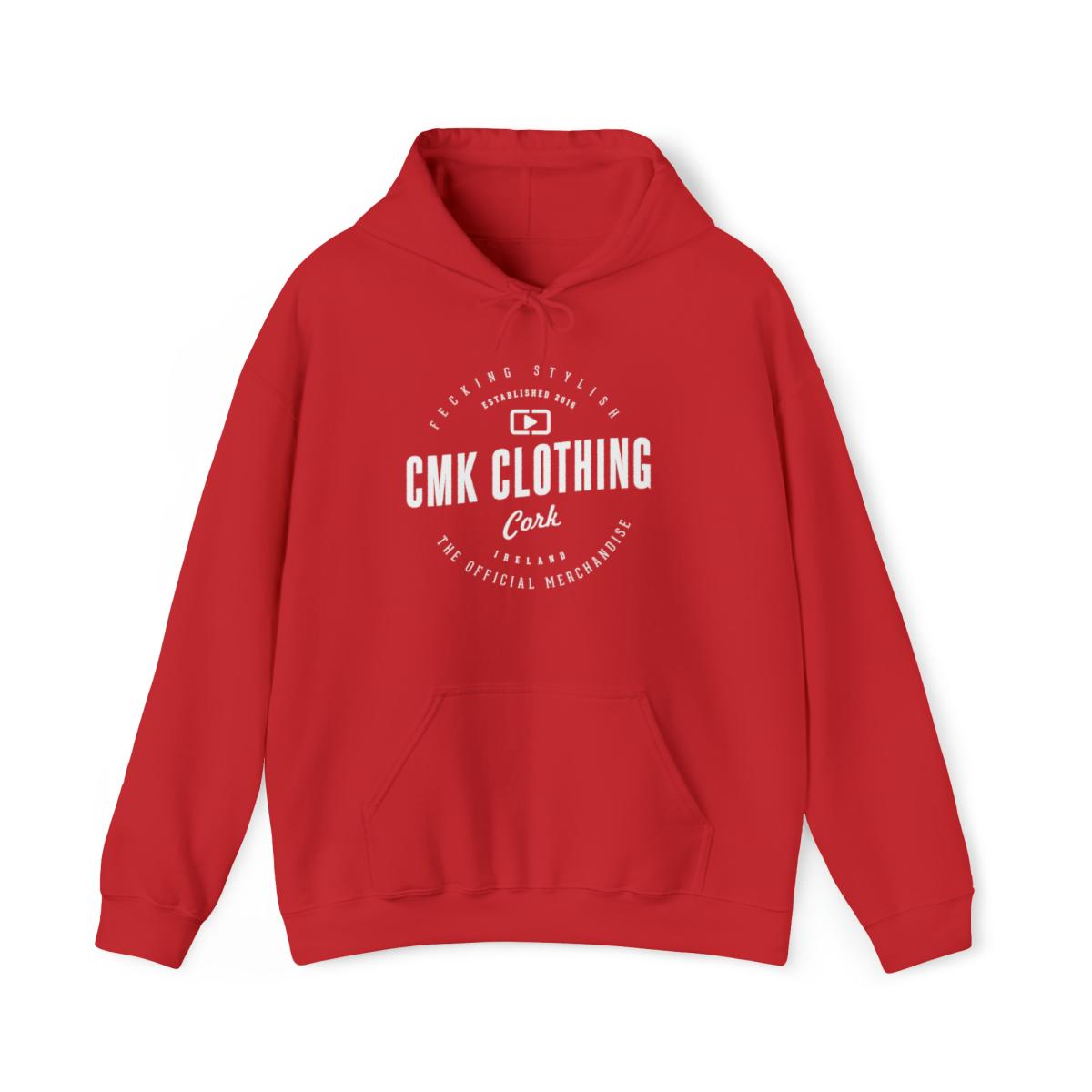 Vintage CMK Hoodie - Circle Design