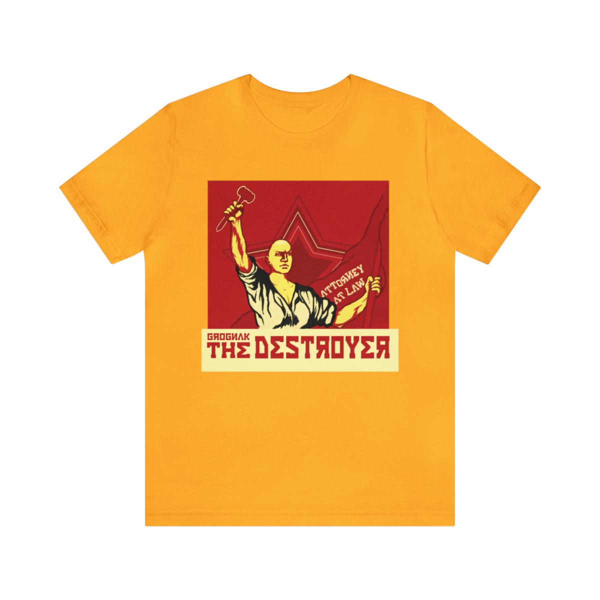 Grognak The Destroyer T-Shirt