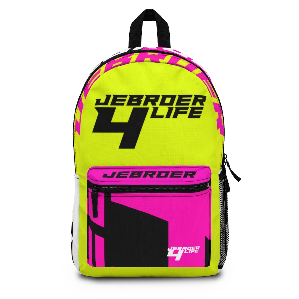 Jebroer 4 Life Backpack