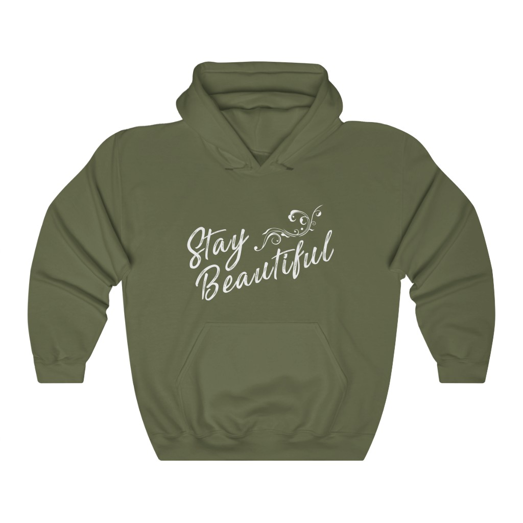 Stay Beautiful Official Hoodie