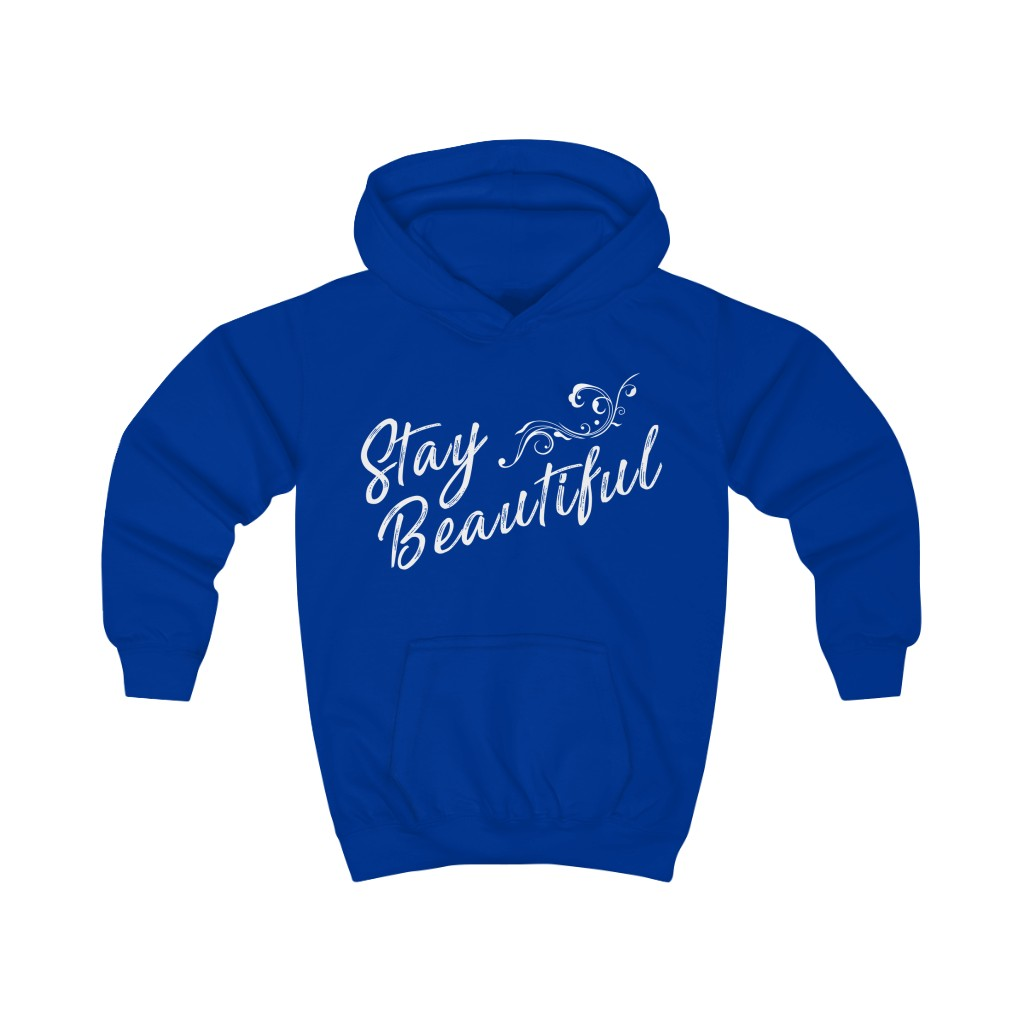 KIDS Stay Beautiful Official Hoodie