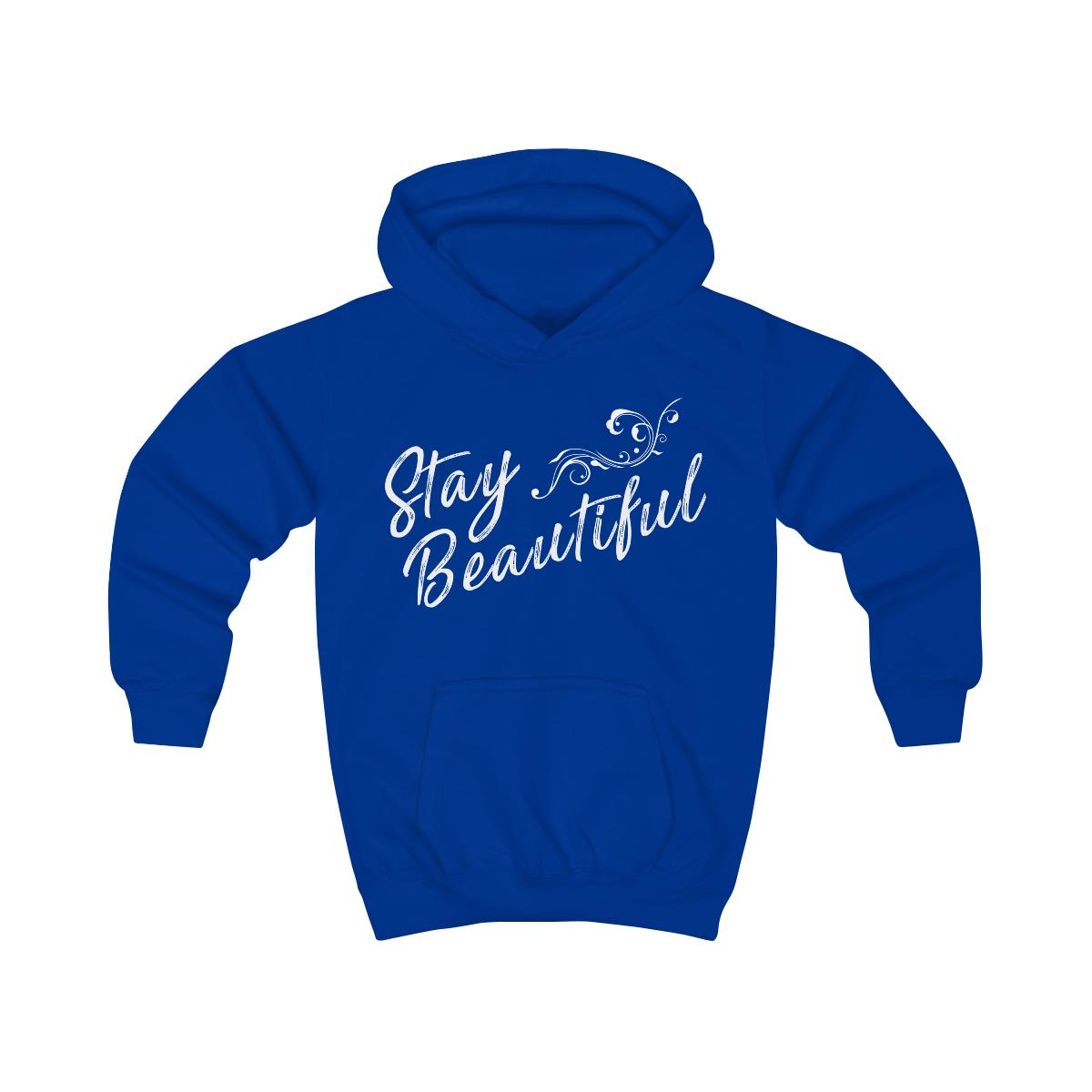KIDS Stay Beautiful Official Hoodie