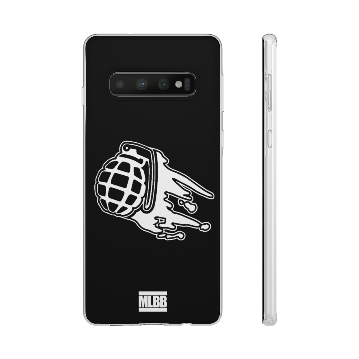 MLBB Grenade Flexi Cases - Black