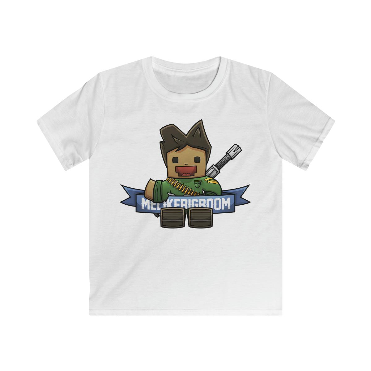 KIDS MLBB Character T-Shirt