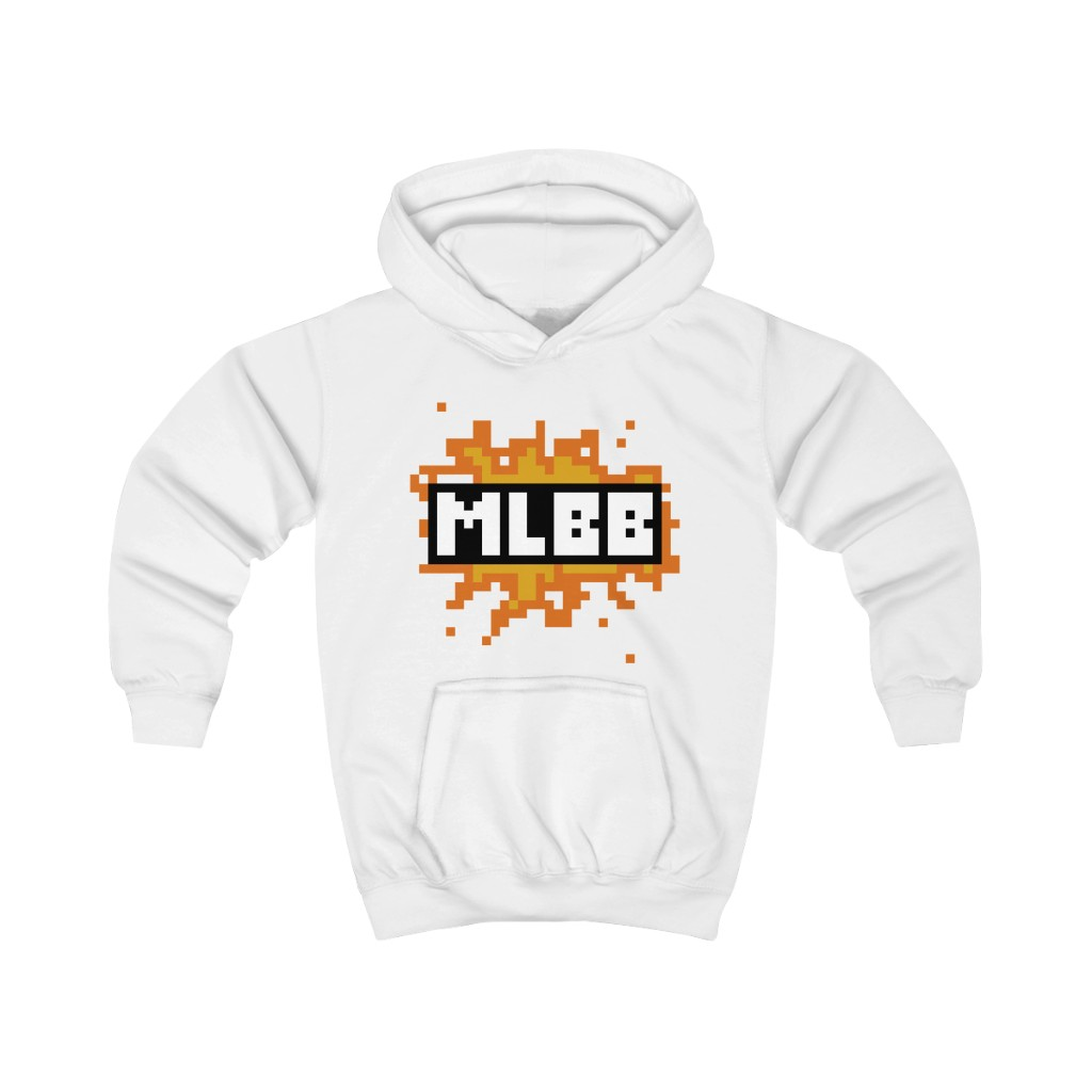 KIDS MLBB Pixel Hoodie