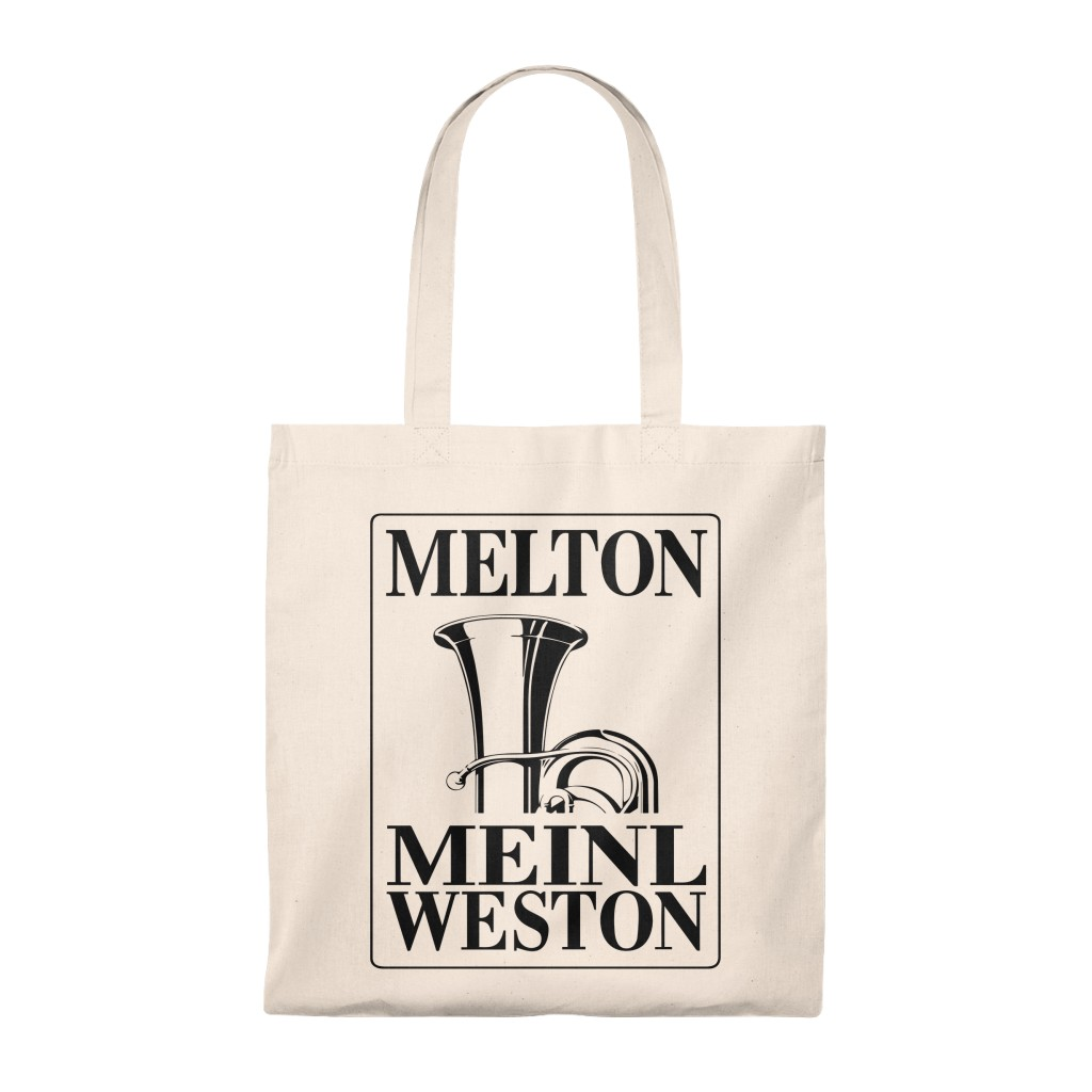 Melton Meinl Weston Tote Bag