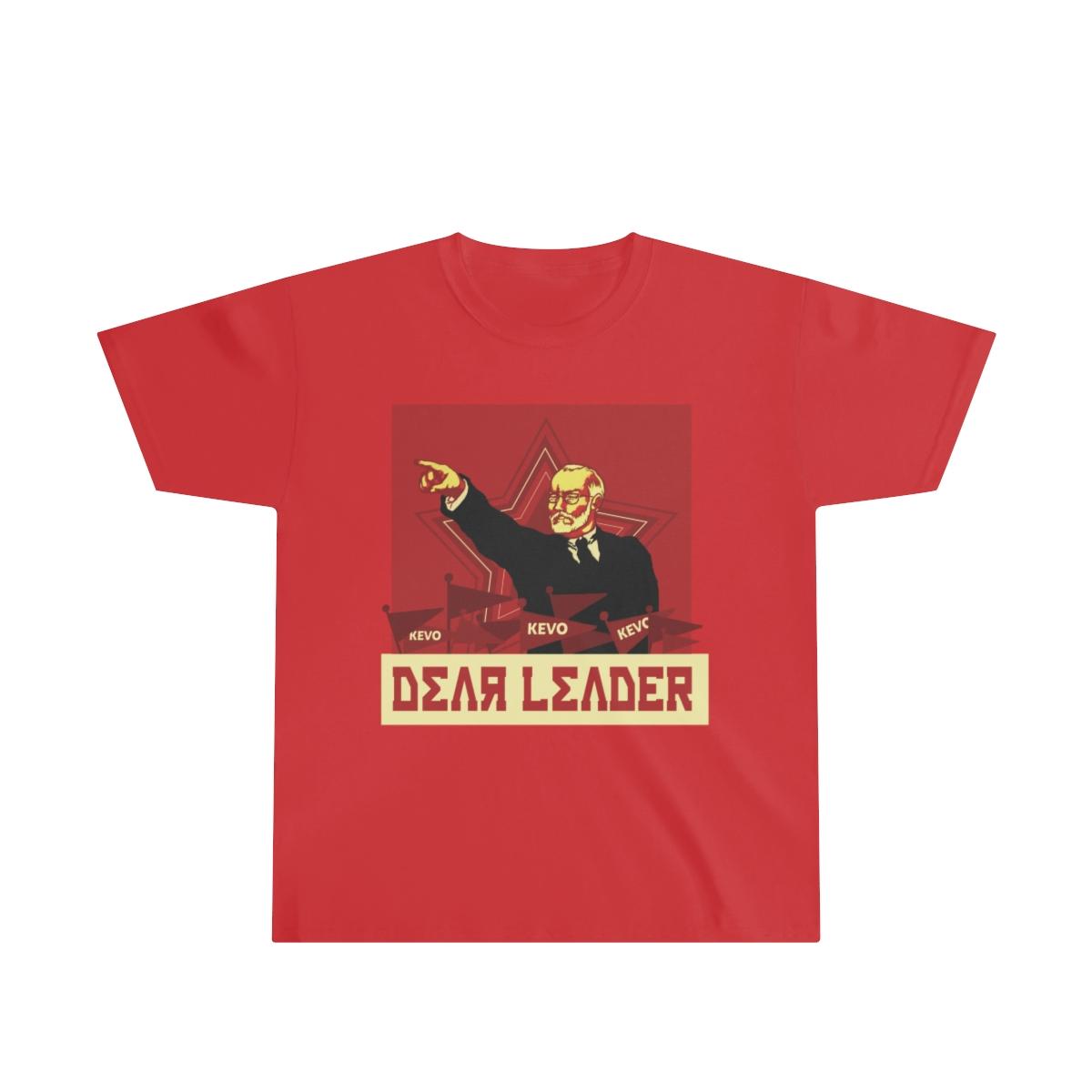 KIDS Dear Leader T-Shirt