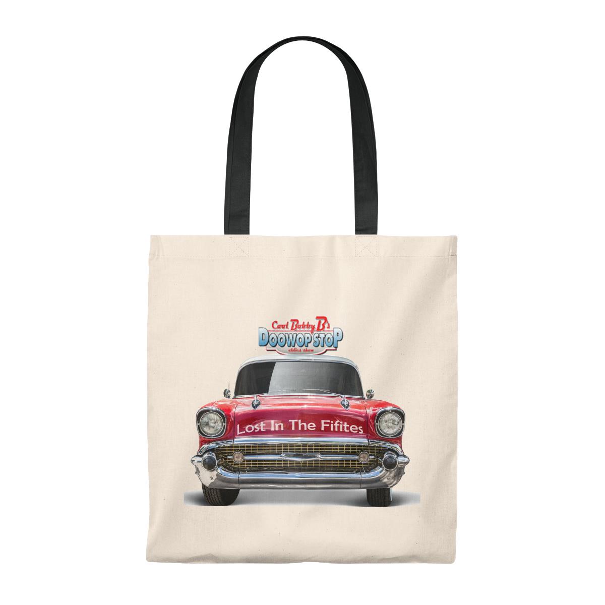Tote Bag - Vintage Doowop Stop Pride